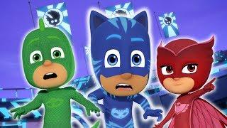 Герои в масках -  супергерои! 🌟- мультики для детей
