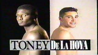 James Toney & Oscar De La Hoya Doubleheader - ENTIRE HBO PROGRAM