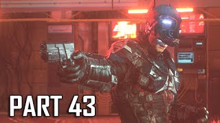 Batman Arkham Knight Walkthrough Part 43 - Identity Revealed (Let's Play Gameplay Commentary)