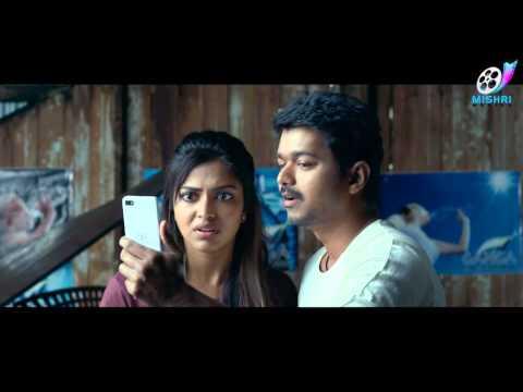 Vijay and Sam Anderson Comedy | Thalaivaa | Tamil | FUNNY COMEDY | Amala Paul