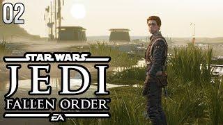 Star Wars Jedi: Fallen Order - EKSPLORACJA i WALKA [#02]