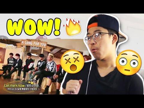 BTS - Let Me Know LIVE Performance REACTION!