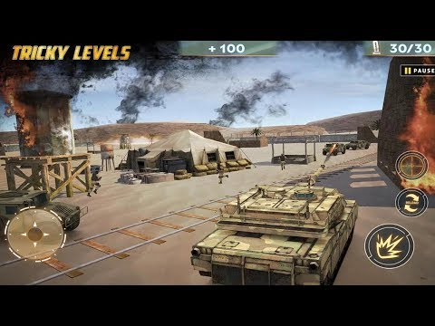 Tank War Battle 2019 (by Divixa Games) Android Gameplay [HD]