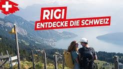 Rigi – die Königin der Berge  Entdecke die Schweiz 🇨🇭