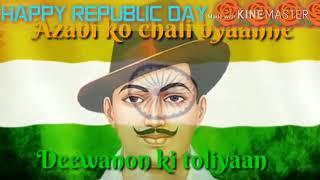 Whatsapp Status Video Mera Rang De Basanti Chola O Mera Rang De Basanti chola