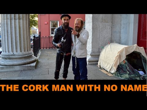 The Man with no name FULL INTERVIEW | Cork City, Ireland | The Labtv Ireland