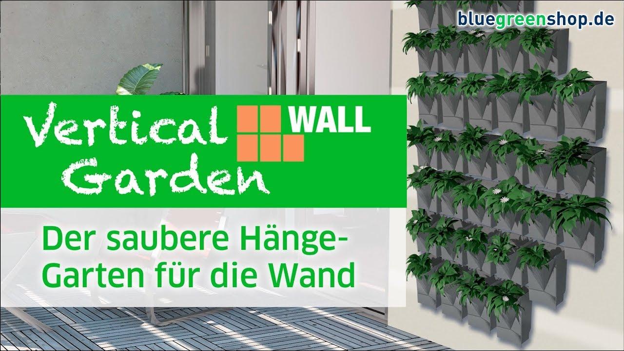 Vertical Garden Wall Der Saubere Hänge Garten Für Die Wand Youtube