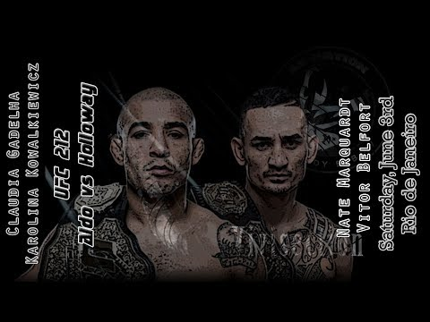 The MMA Vivisection - UFC 212: Aldo vs. Holloway picks, odds, & analysis