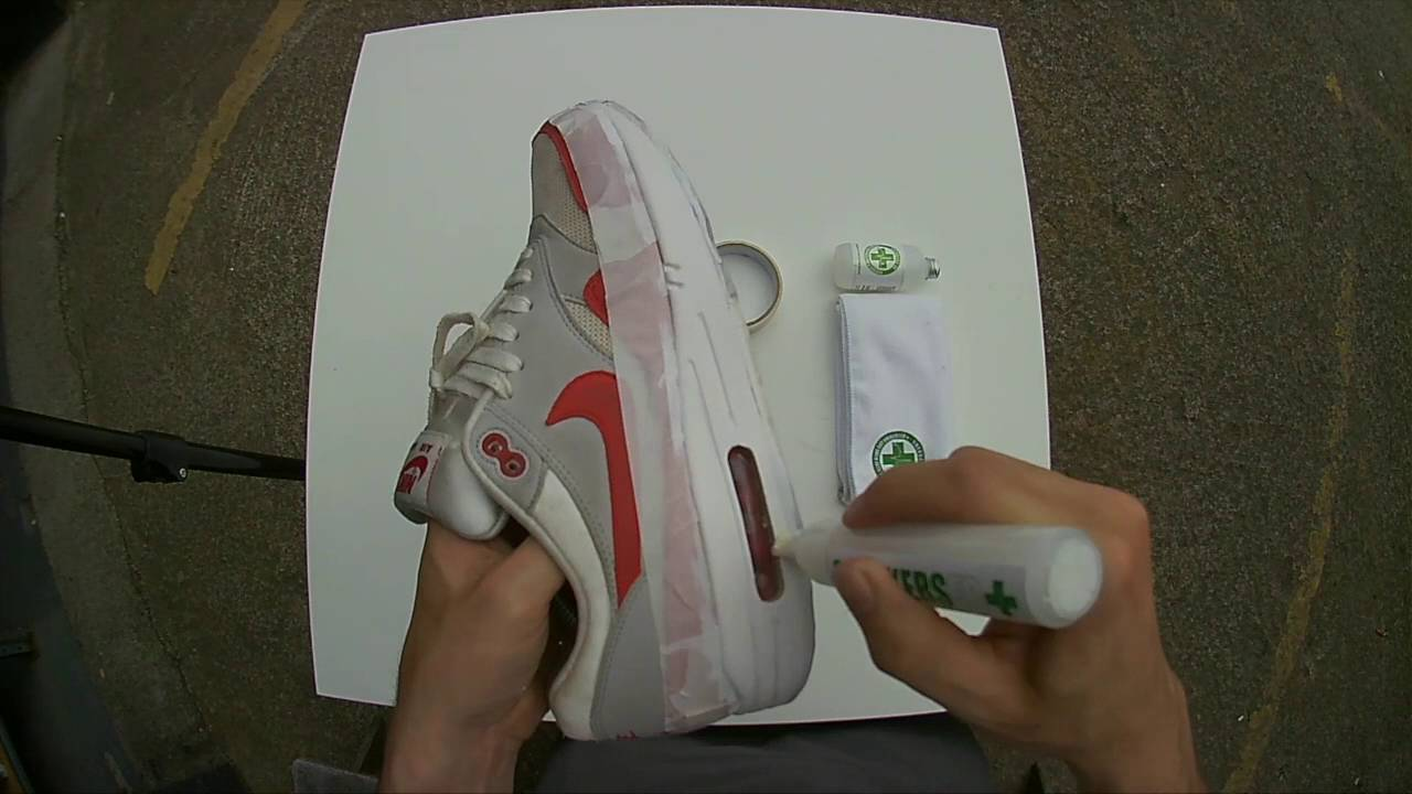 SNEAKERSER midsole painting Nike Air max 1 'HOA' [Episode THREE]