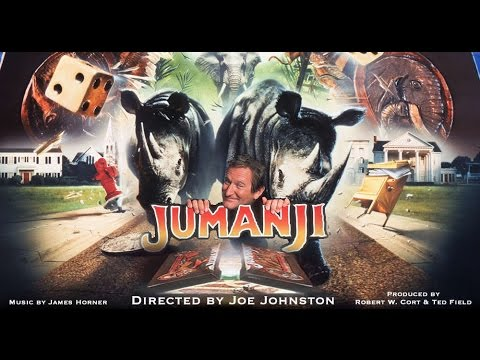 Jumanji(1995) Movie Review