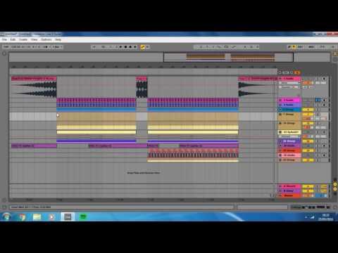 Dimitri Vangelis & Wyman ft. Yves V - Daylight (Ableton 9.6)