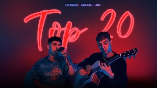 Corridos Mix 2020 | Top 20 Videos | Natanael Cano, Junior H, Fuerza Regida, Herencia De Patrones