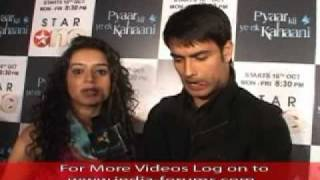Pyaar Ki Ye Ek Kahaani Press Conference - ViSu / AbhayPiya and Ekta Interview