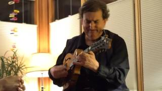 Evan Marshall and the 1812 Overture, the mandolin version