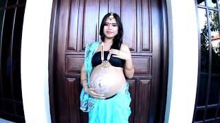 Artis INDIA hamil di BALI