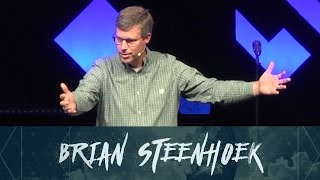 The Risk to Belong - It's About the Kingdom! - Brian Steenhoek