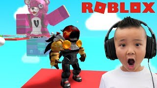 Escape Fortnite Roblox Gameplay With CKN Gaming