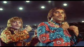 Hai Preet Janha K Reet Sada by Manoj Kumar Full HD song FILM Purab Aur Paschim