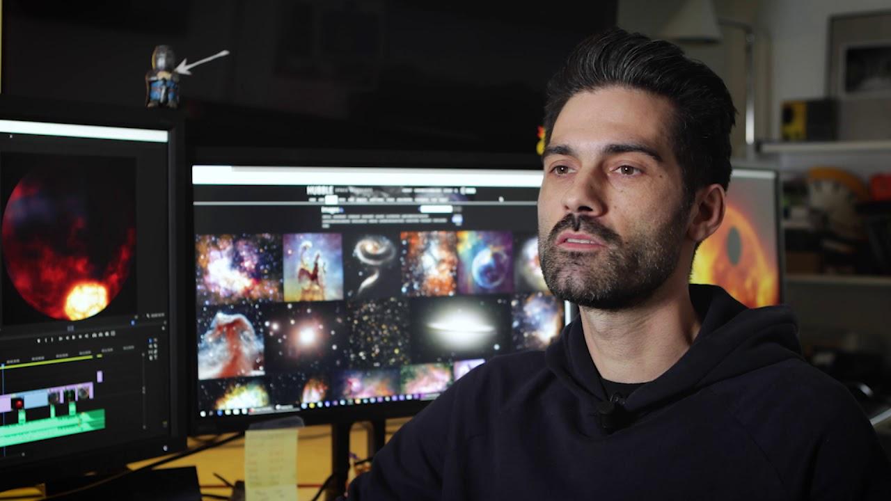 Hubblecast 104. Иллюстрируя открытия Хаббла