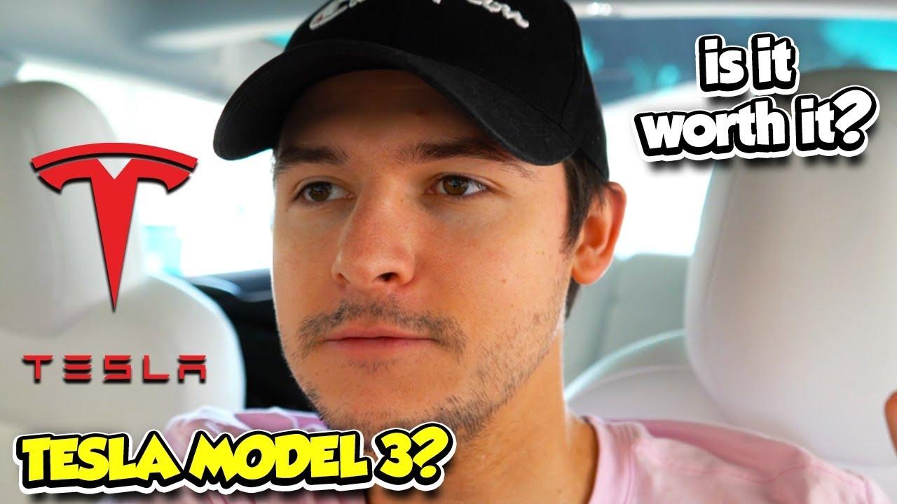 Is Buying A Tesla Model 3 Worth It?? - YouTube
