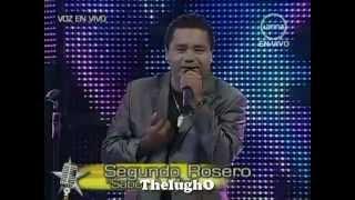 Yo Soy SEGUNDO ROSERO [14/12/12]