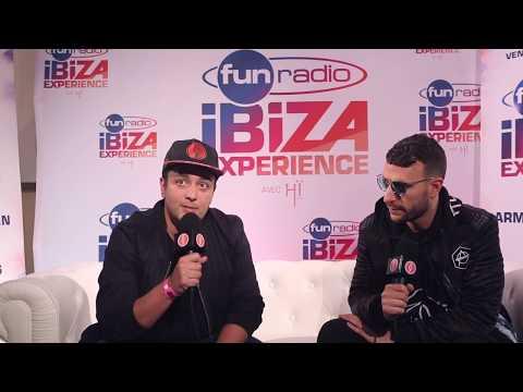 Don Diablo interview by Guettapen at Fun Radio Ibiza Experience