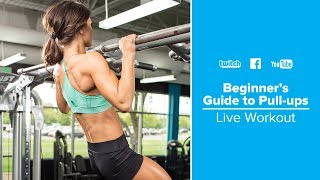 Beginners Guide To Pull-Ups | Live Tutorial with Q&A thumbnail