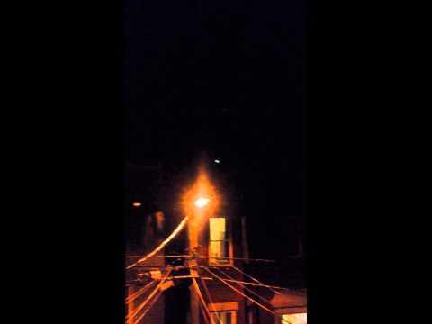 UFO Sighting @ Saint John, New Brunswick Canada October 20, 2014