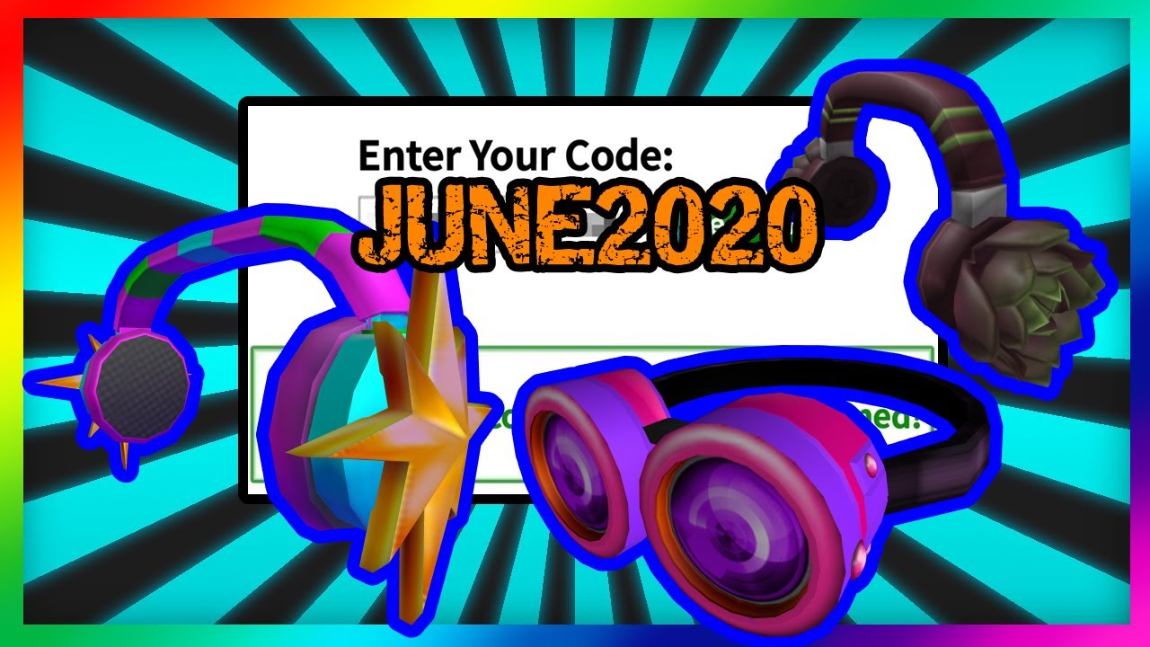 New Promo Codes For Roblox 2019 June