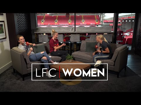 LFC Women: 'No blasties!' | Get to know the personalities behind the players