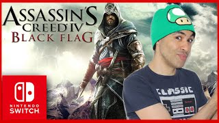 ASSASSIN'S CREED BLACK FLAG SWITCH