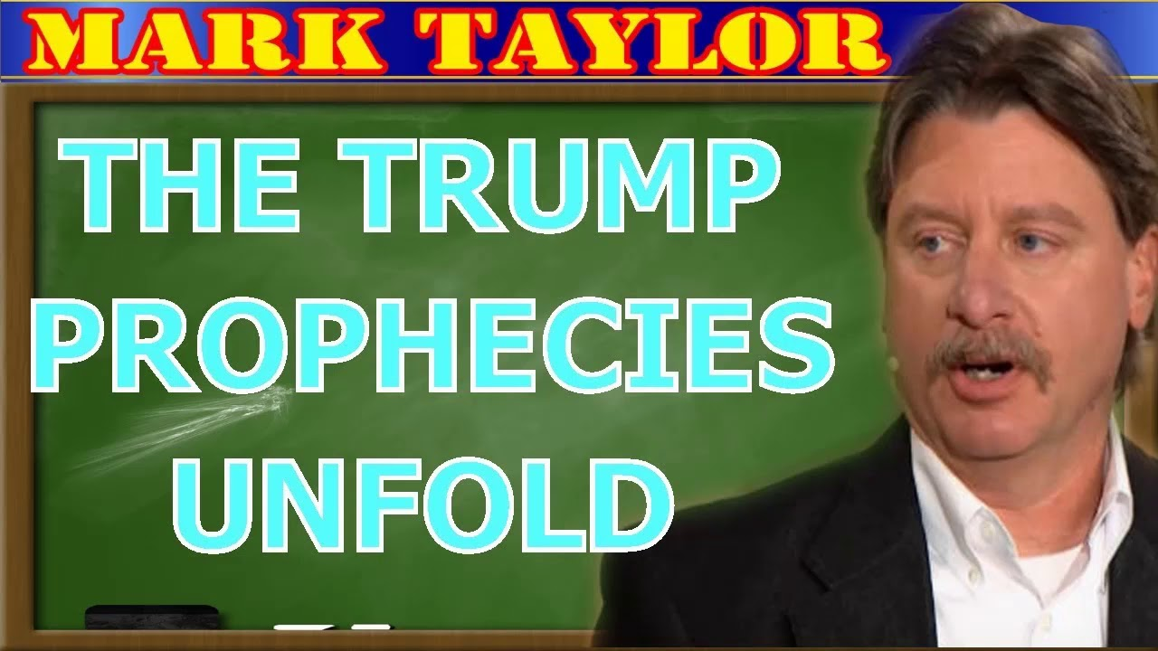 Mark Taylor Prophecy Be Prepared Now It's Coming And The Deep State Will Be  Destroyed
