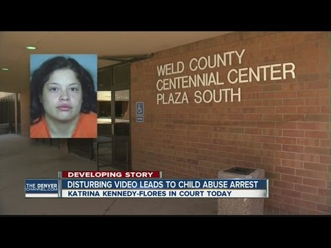 Disturbing video leads to child abuse arrest