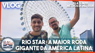 Andamos na MAIOR roda gigante da América Latina no Rio de Janeiro: Rio Star