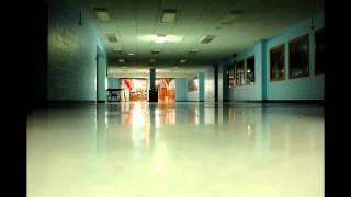 Bogan High School at Night HD