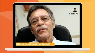 Bring Your Coaching Online   Micky Makhija   Bodhi AI
