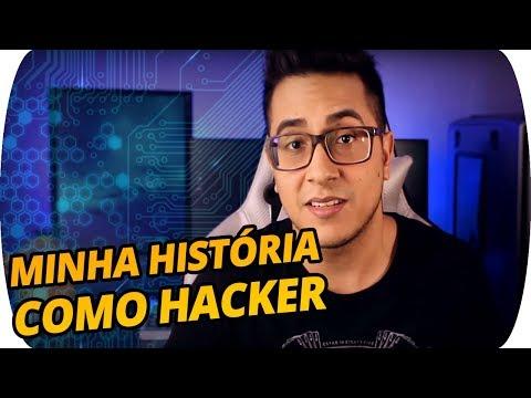 MINHA HISTÓRIA COMO HACKER: Como comecei, cursos, faculdade e trabalhos - Gabriel Pato