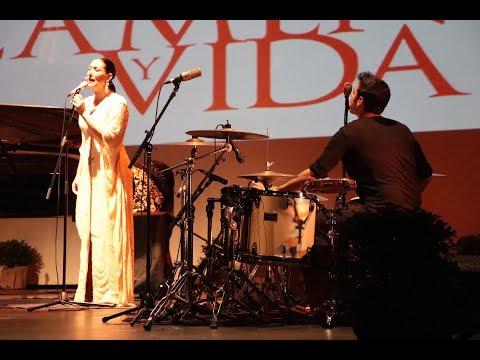 VÍDEO: Orobroy, con Dorantes y Marina Heredia en el festival Flamenco y Vida de Lucena
