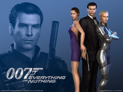 Everything or Nothing | 007 Game | Trailer #2