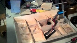 Rc Airboat Build, ,,redcat..1st Test
