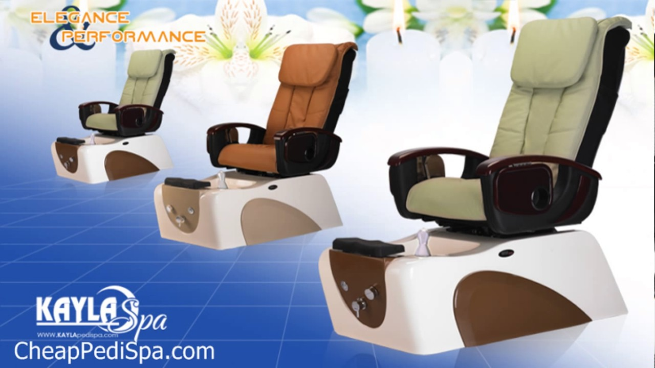 Top Rated Pedicure Chairs Chair Covers Ivory Wedding Spa For Salon Youtube