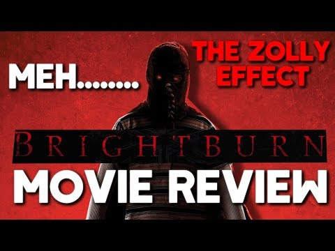 BRIGHTBURN - Official Movie Review