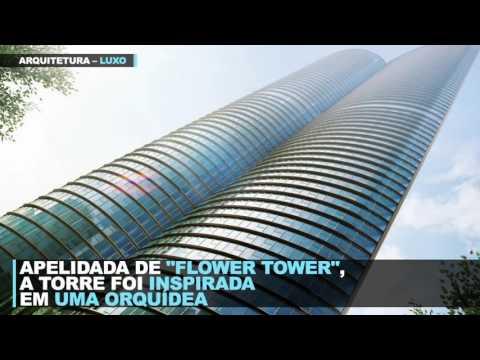 O edifício residencial mais alto da europa