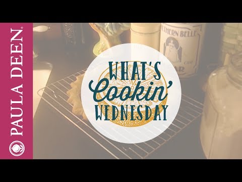 Bourbon Pecan Pie - What's Cooking Wednesday