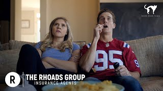 "The Rhoads Group Insurance - ""DIY Super Bowl Setup"" (Commercial 