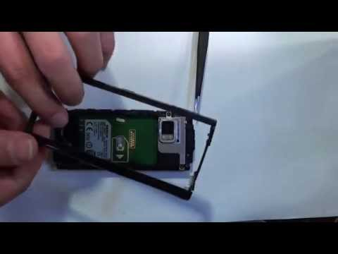 Cambiar Tactil Nokia X6 Disassembly & Assembly Touch Screen Replacement HD