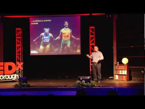Health and Safety on an Olympic Scale: Alistair Gibb at TEDxLoughborough
