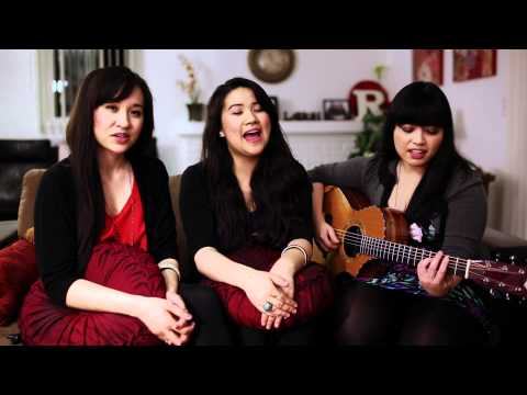 Runaway - The Corrs (Cover) Nessa Rica + Cathy Nguyen + Melissa Polinar