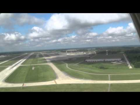 taking off from Dayton International Airport (July 24th, 2014)