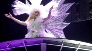 Lady Gaga Monster Ball Tour NZ - So Happy I Could Die